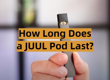 How Long Does a JUUL Pod Last?